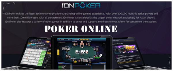 Poker Online dan Langkahnya Agar Tidak Mudah Kalah